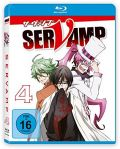 DVD: Servamp  4 [Blu-Ray]