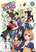 DVD: Shirobako  1 [Limited Edt.]
