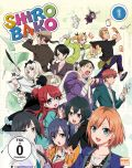 DVD: Shirobako  1 [Limited Edt.] [Blu-Ray]
