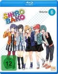 DVD: Shirobako  6 [Blu-Ray]