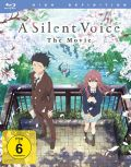 DVD: A Silent Voice [Deluxe Edt.] [Blu-Ray]