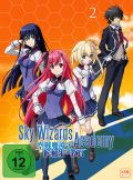 DVD: Sky Wizards Academy  2