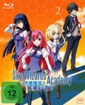 DVD: Sky Wizards Academy  2 [Blu-Ray]