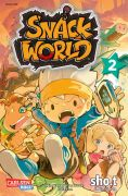 Manga: Snack World  2