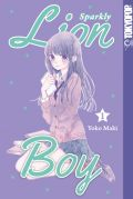 Manga: Sparkly Lion Boy  1 [I love Shojo]