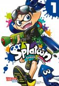 Manga: Splatoon  1