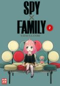 Manga: Spy x Family  2
