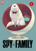 Manga: Spy x Family  4
