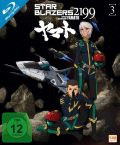 DVD: Star Blazers 2199 - Space Battleship Yamato  3 [Blu-Ray]