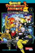 Manga: Super Dragon Ball Heroes - Universe Mission  1
