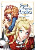 Manga: Sword Princess Amaltea  2