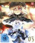 DVD: Saga of Tanya the Evil  3 [Blu-Ray]