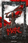 Artbook: The Art of Metal