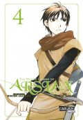 Manga: The Heroic Legend of Arslan  4