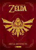 Artbook: The Legend of Zelda - Art & Artifacts