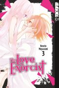 Manga: The Love Exorcist  3