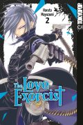 Manga: The Love Exorcist  2