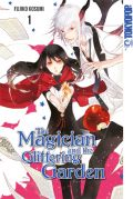 Manga: The Magician and the Glittering Garden  1 [I love Shojo]