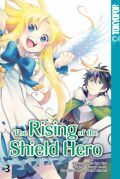 Manga: The Rising of the Shield Hero  3