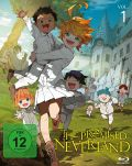 DVD: The Promised Neverland  1 [Blu-Ray]
