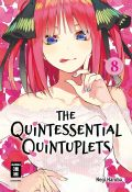 Manga: The Quintessential Quintuplets  8