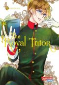 Manga: The Royal Tutor  4