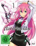 DVD: The Asterisk War  1 [Blu-Ray]