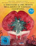 DVD: A Thousand & One Nights - Belladonna of Sadness - Cleopatra [Blu-Ray]