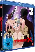 DVD: Triage X  3 [Blu-Ray]