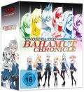 DVD: Undefeated Bahamut Chronicles  1 [Limited Edt.] [Blu-Ray]