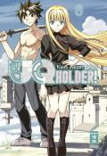 Manga: UQ Holder!  8