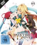 DVD: Valkyrie Drive - Mermaid  3
