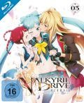 DVD: Valkyrie Drive - Mermaid  3 [Blu-Ray]