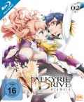 DVD: Valkyrie Drive - Mermaid  2 [Blu-Ray]