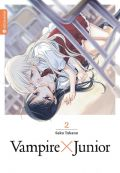 Manga: Vampire x Junior  2