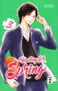 Manga: Waiting for Spring  3