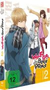 DVD: Wolf Girl & Black Prince  2