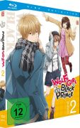 DVD: Wolf Girl & Black Prince  2 [Blu-Ray]