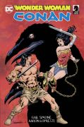 Heft: Wonder Woman / Conan
