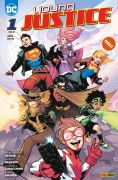 Heft: Young Justice  1